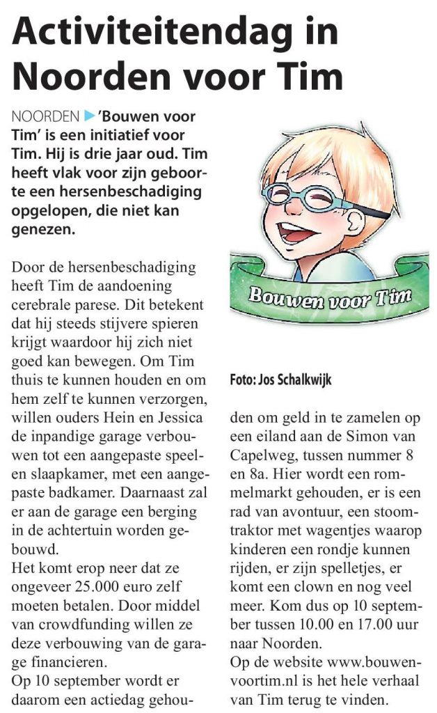 witte weekblad - 31 aug 2016